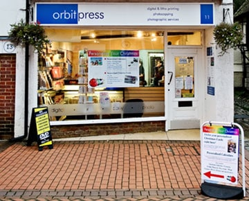 orbitpress chesham