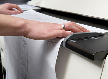 photocopying and plan printing