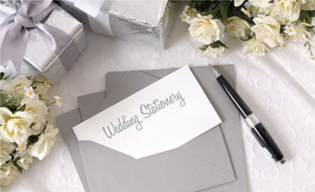 Wedding stationery for your special day